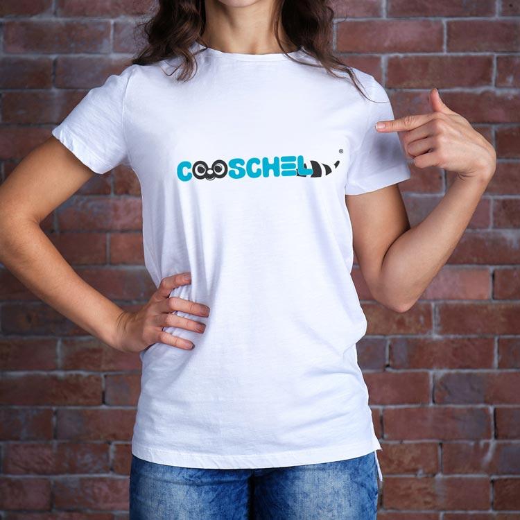 Tiernahrung Franken: Cooschel T-Shirt