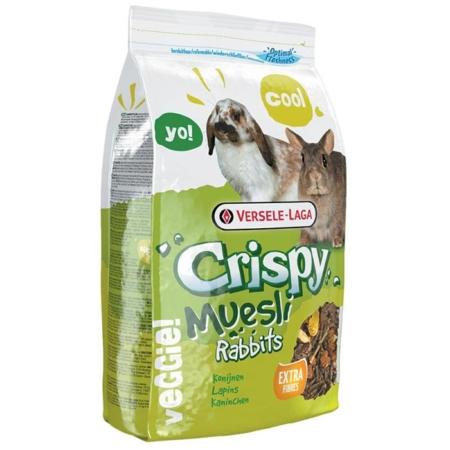 Crispy Müsli Kaninchen
