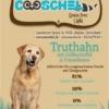 Hundefutter Truthahn, getreidefrei, für ältere Hunde